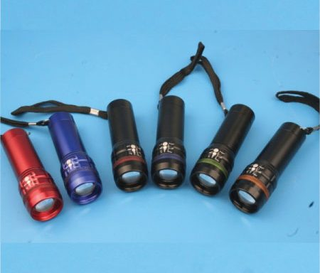 Adjustable LED Torch