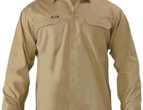 Bisley Lightweight Drill Shirt
