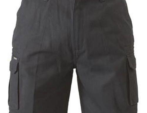 Bisley 8 Pocket Cargo Shorts