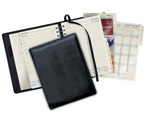 Debden Elite A5 Compact Diary (Day to a Page)