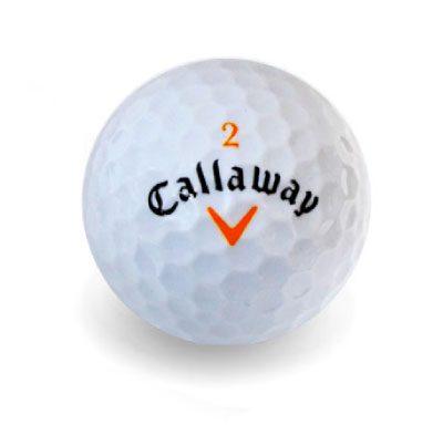 Golf Balls – Callaway Warbird