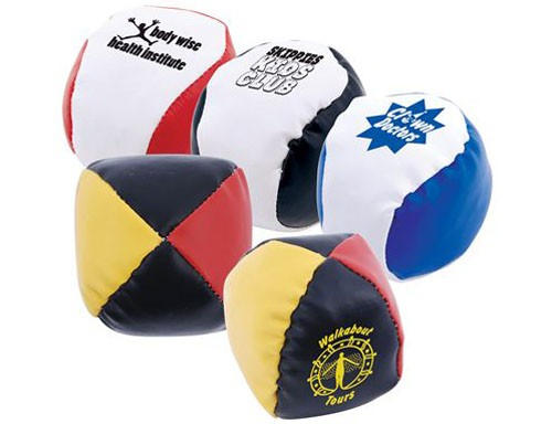 PVC Hackey Sacks / Juggling Balls