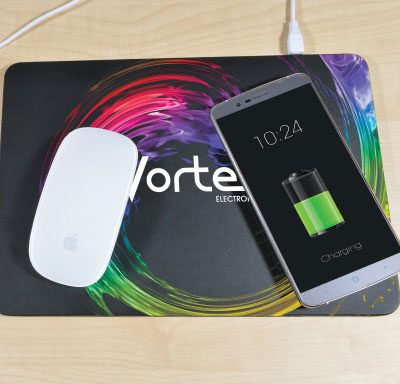Hover Charger & Mouse Mat