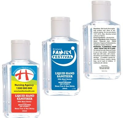 Liquid Hand Sanitiser
