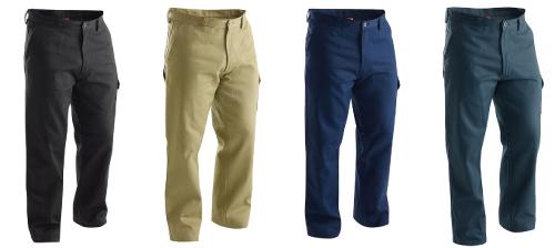 Stubbies Cargo Drill Pants