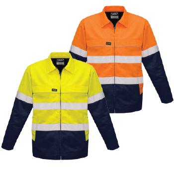 Syzmik Cotton Drill Jacket