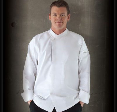 Trieste Cotton Chef Jacket