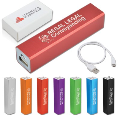Velocity Power Bank