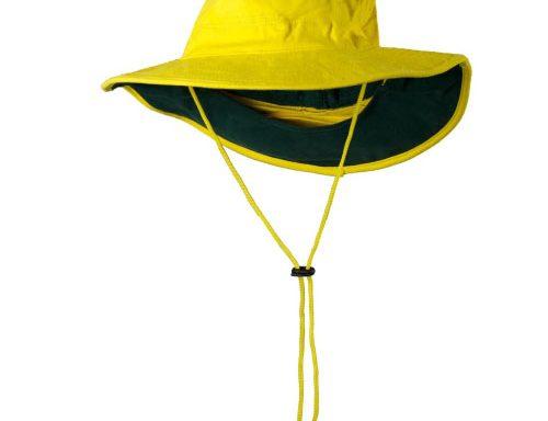 Hi Vis Wide Brim Hat