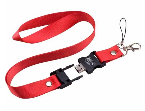 Lanyard Flash Drive