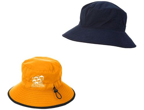 Reversible Bucket Hat with Toggle