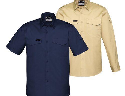 Syzmik Rugged Drill Shirt