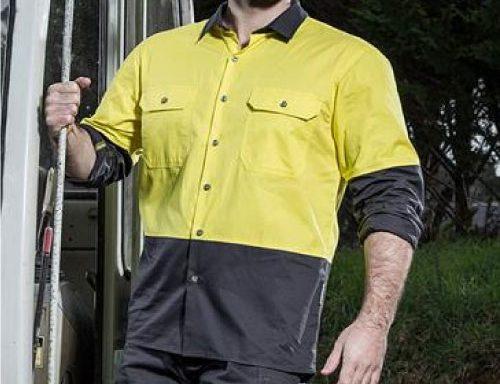 Syzmik Industrial Shirt – No Reflective Tape