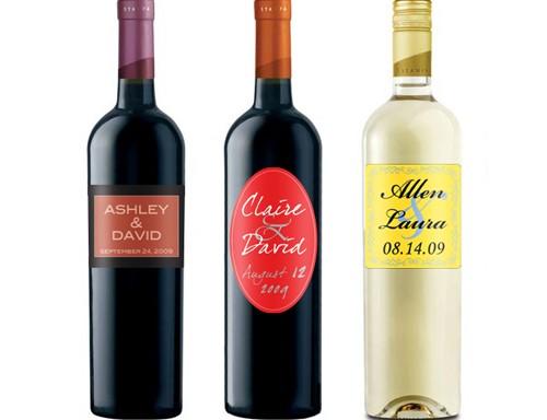 Decorated Bottles – Australian Wines
